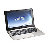 "ASUS S400CA VivoBook Touchscreen Ultrabook, 14.1"", Intel Core i3 (3217U), 4GB RAM, 500GB, Dark Grey"