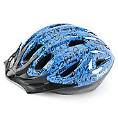 Reebok Junior Cycling Helmet  Blue