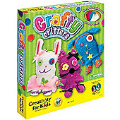 Creativity For Kids - Crafty Critters Kit