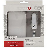 Tortoise™ Phone Starter Kit Galaxy S4, White