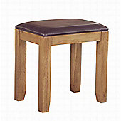 Ametis Westbury Reclaimed Oak Stool
