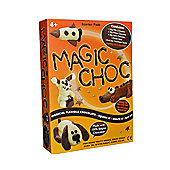 Mouldable Magic Chocolate