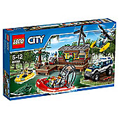 LEGO CITY Crooks' Hideout 60068