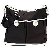 OiOi Changing Bag Blk/White 2-Pkt