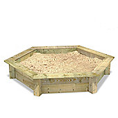 Wickey Olivia 140 Wooden Sandpit