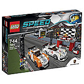 LEGO Speed Champ Porsche 911 GT Finish 75912