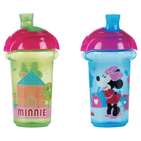 Minnie Spill Proof Click Lock Cup