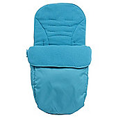 Claire De Lune Showersnugg Footmuff in Teal