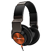 AKG K545 HEADPHONES (BLACK/ORANGE)