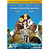 Song Of The Sea DVD