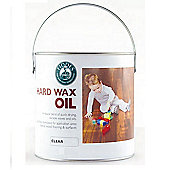 Fiddes Hard Wax Oil - Clear - Satin 2.5 Litre