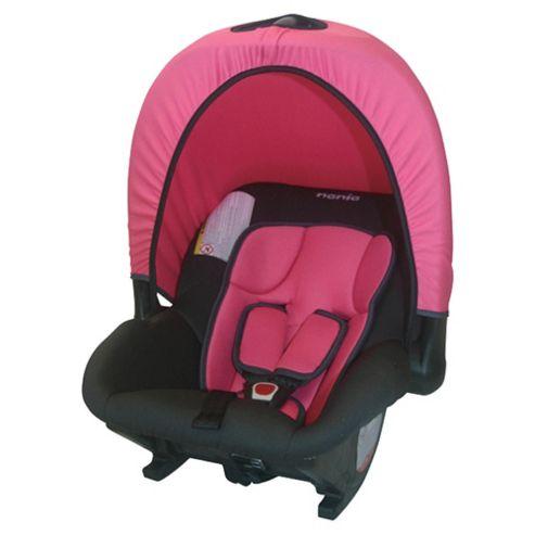 Baby Ride Car Seat, Group 0+, Fuchsia Nania