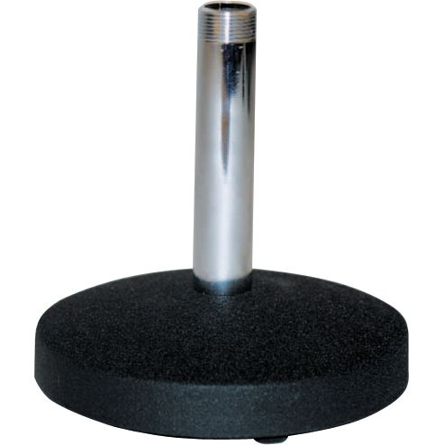 Cast Base Microphone Stand
