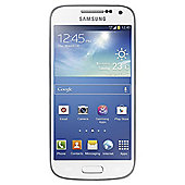 Tesco Mobile Samsung Galaxy S4 Mini White