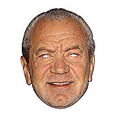 Celebrity Masks - Alan Sugar