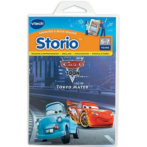 VTech Storio - Disney Pixar Cars Tokyo Mater