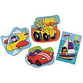 ELC Vehicles Puzzle