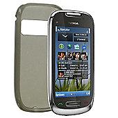Glacier Nokia C7 Case Clear Black