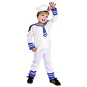 Sailor Boy - Toddler Costume 2-3 years