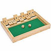 Toyrific Shut The Box Game
