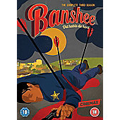 Banshee Season 3 DVD