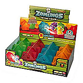 Zomlings Series 3 House - (RED) - Figures