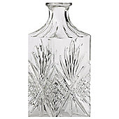 Decanter Glass Table Lamp Clear