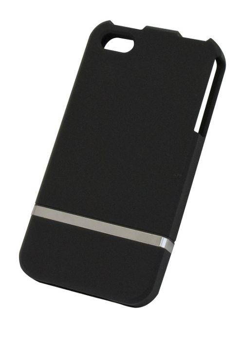 Tortoise™ Hard Case Slider iPhone 4/4S Black