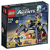 LEGO Agents Spyclops Infil tration 70166