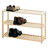 Premier Housewares 3 Tier Shoe Rack