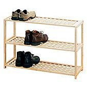 Premier Housewares 3 Tier Shoe Rack