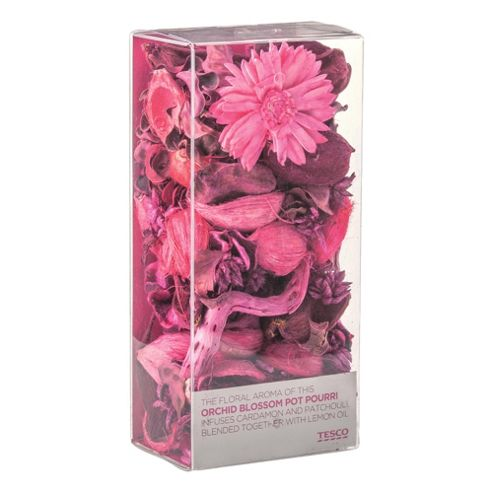 Tesco Orchid Blossom Pot Pourri