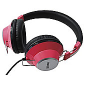 Maxell Retro DJ Headphones Pink