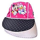 Disney Minnie Mouse and Daisy Duck UV Sun Hat - Multi