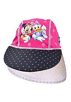 Disney Minnie Mouse and Daisy Duck UV Sun Hat - Multi