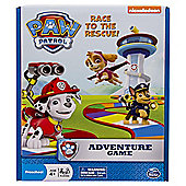 Paw Patrol Nickelodeon Adventure Game, Race To The Rescue! Check Adventure Game
