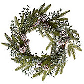 Eucalyptus Christmas Door Wreath