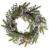 Eucalyptus Christmas Door Wreath