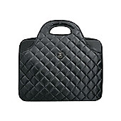 Port Designs Firenze Slim Quilted Case (Black) for 15.6 inch Laptop