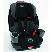 Graco Nautilus Car Seat (Charcoal)