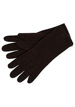 F&F Fleece Gloves - Black