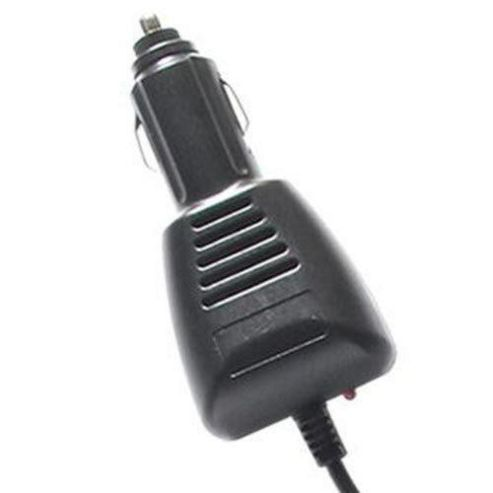 Research In Motion Portix Micro USB Car Charger Black