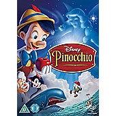 Disney: Pinocchio (DVD)