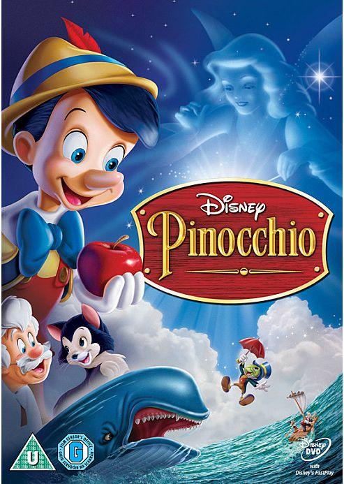 Pinocchio - Disney DVD