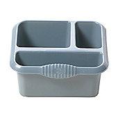 Whatmore 11290 Homewares Sink Tidy Silver Lge