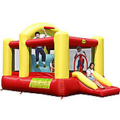 Multifunctional 14ft Bouncy Castle with Slide 9058