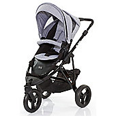 ABC Design Cobra 2 in 1 Pushchair (Black/Graphite)