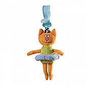 Taf Toys Jumping Pals - Jittering Cat