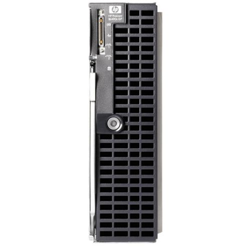 HP ProLiant BL490c (G7) Blade Server Intel Xeon Six Core (X5650) 2.66GHz 6GB-R (No HDD) SATA SSD (No OD) Integrated Matrox G200