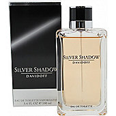 Davidoff Silver Shadow Eau de Toilette (EDT) 100ml Spray For Men